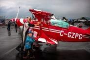 Spectacle aérien de Bromont
