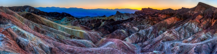 Zabrieskie Point in full colors