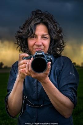 Jocelyne Feizo, photographe de nature