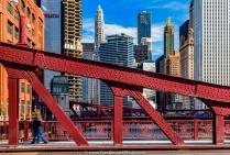 Ponts et structures de Chicago