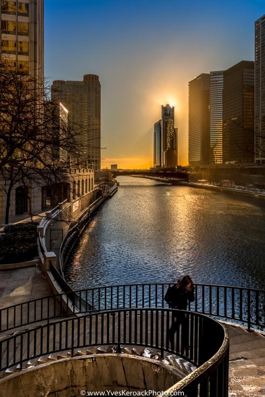 Bonjour Chicago!