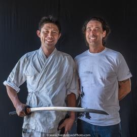 Taro et Allan 1