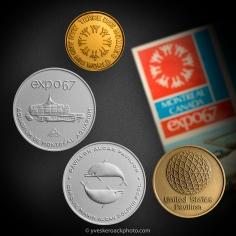 Produits - Pièces commémoratives d'Expo 67