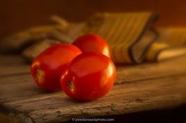 Produit - Tomates du jardin