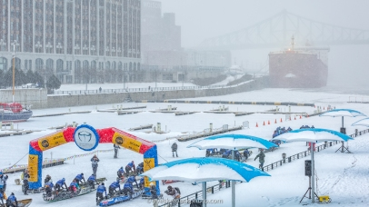 Défi canots à glace Montréal 2017-01