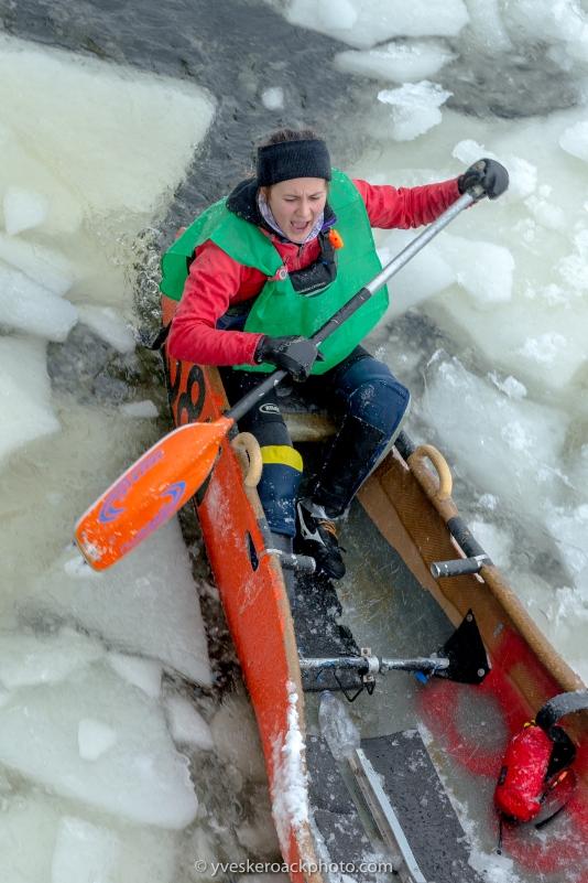 Défi canots à glace 2018