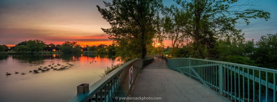 Parc des Rapides, Lachine