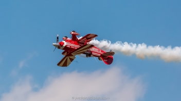 Brent Handy et son Pitts S-2