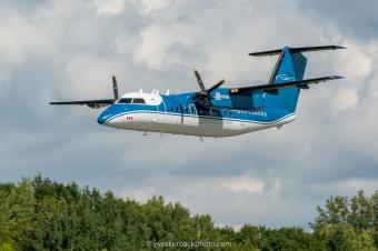 Dash-8-102 de Nav Canada