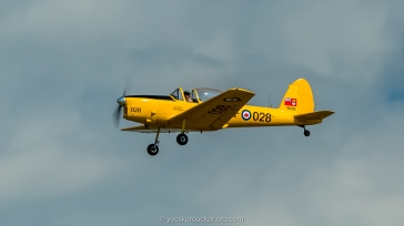 de Havilland DHC-1B Chipmunk