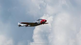 de Havilland Vampire Mk 55